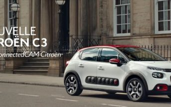 Here We Are : musique de la pub nouvelle Citroën C3 2017