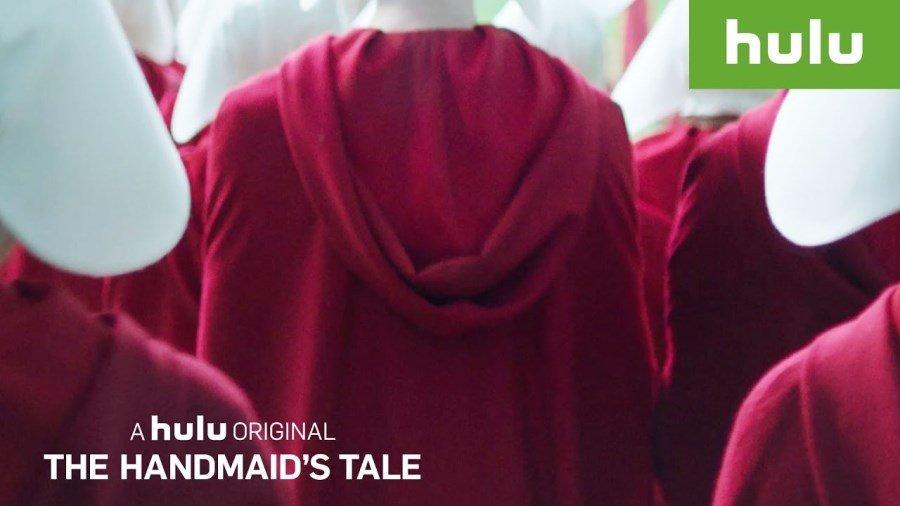 The Handmaid's Tale : série 2017 hulu