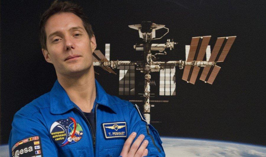 L'astronaute Thomas Pesquet et ses photos de la Terre depuis la Station Spatiale Internationale (SSI)