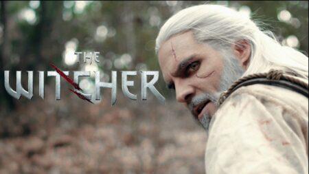 The Witcher fan filmThe Witcher fan film
