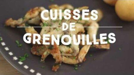 cuisses de grenouille - cuisine française