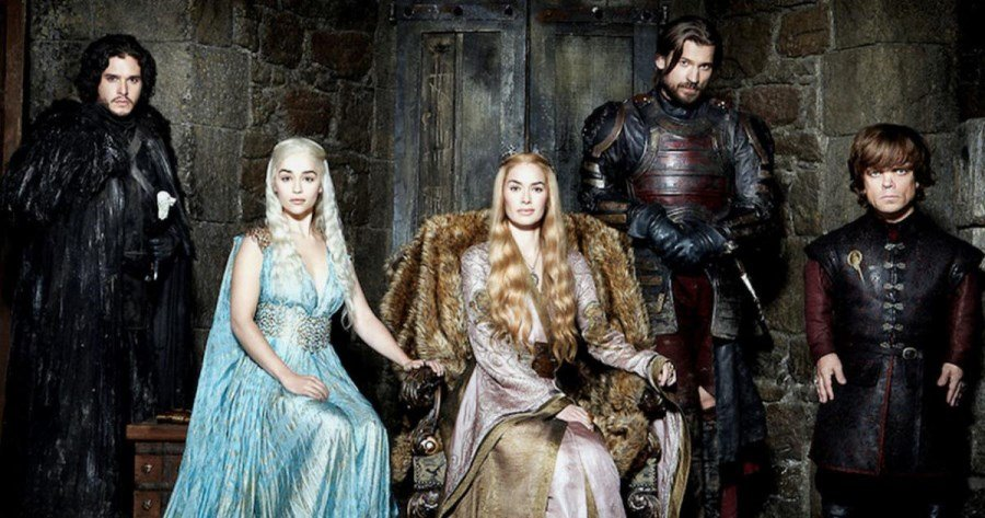game of thrones saison 7 : série 2017