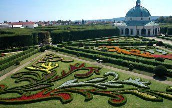 Top 6 des plus beaux jardins d'Europe
