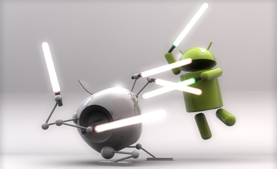 jeux mobile iphone vs android