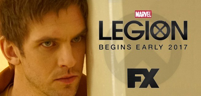 Legion : série Marvel x-men 2017