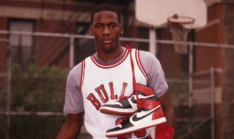 Michael Jordan nike air