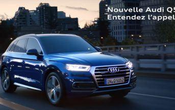 Musique de la pub Audi Q5 2017 - Entendez l'appel