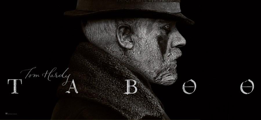 Taboo : série 2017 de la bbc