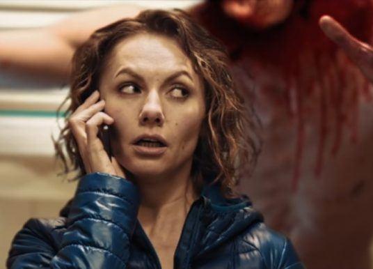 The crossing : court-métrage d'horreur russe sur une femme dans le métro