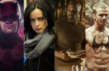 The Defenders : série Marvel/Netflix 2017 avec Daredevil, Jessica Jones, Luke Cage et Iron Fist