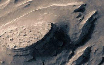 Vidéo : un voyage fictif au dessus de Mars à partir d'images réelles