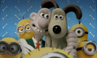 Cheese trouble : un superbe mashup Wallace & Gromit + les Minions