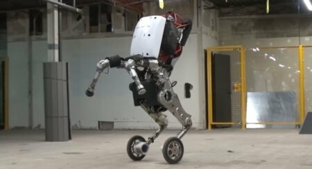 Handle : Robot Boston Dynamics