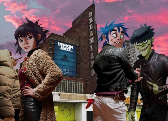 Gorillaz dévoile un court-métrage à 360° et 4 tracks du nouvel album 2017