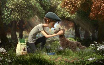 Mega City : spot d'animation sur un guitariste de rue et son chien
