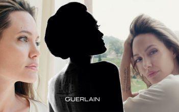 Pub du Parfum Mon Guerlain avec Angelina Jolie : 'Notes of a Woman'