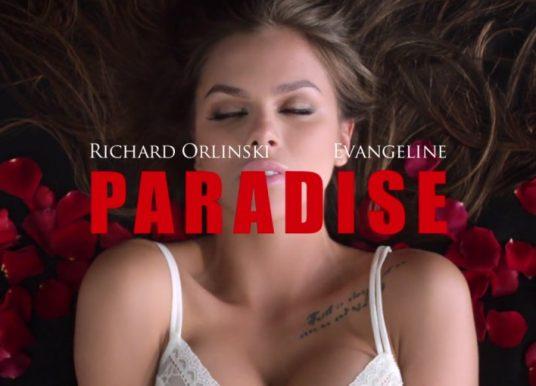 Paradise : l'orgasme de Viki Odintcva sur le son de Richard Orlinski