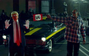 Snoop Dogg, BBNG et Kaytranada transforment Donald Trump en clown !