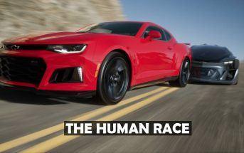 The Human Race : un film Chevrolet aux effets spéciaux révolutionnaires