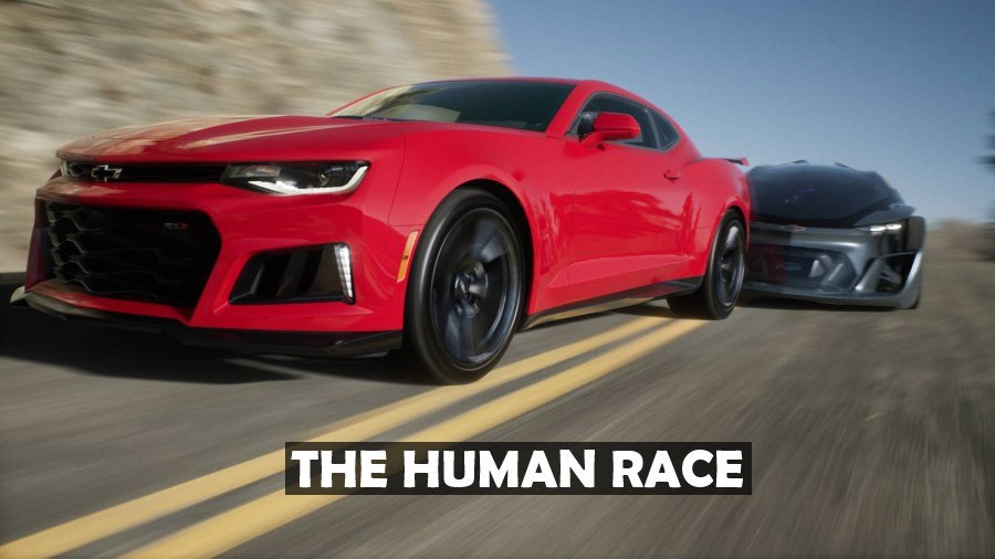 The Human Race - Chevrolet