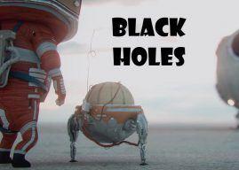 Black Holes : série d'animation humoristique sur un astronaute