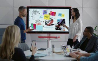 Utiliser un écran interactif pour réussir ses présentations
