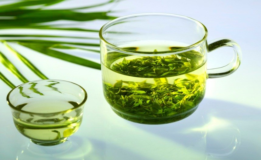 thé vert régime