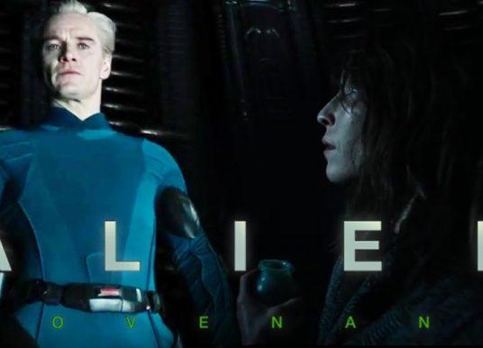 Ce prologue Alien Covenant fait le lien avec Prometheus (et ça fait envie)