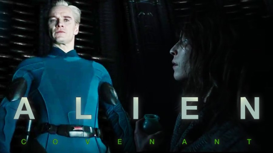 Alien: Covenant | Prologue: The Crossing