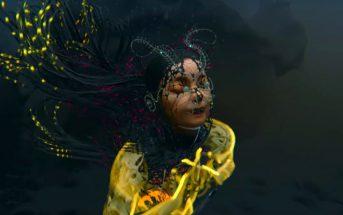 Björk reine de la réalité virtuelle avec le clip Notget VR