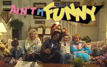 Ain't It Funny : le clip façon sitcom 80s trash de Danny Brown