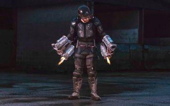 Iron Man en vrai : il crée une armure volante fonctionnelle !