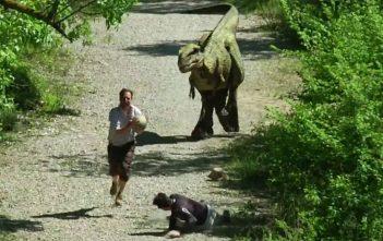 Jurassic Prank : Rémi Gaillard