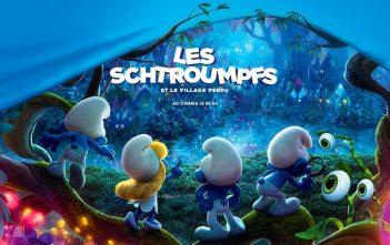 Les Schtroumpfs et le village perdu : le film d'animation 2017