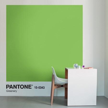 Greenery : la couleur Pantone 2017