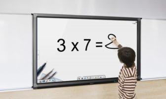 Pourquoi un écran interactif tactile Android est parfait pour enseigner ?