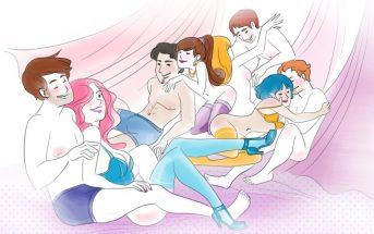 Infographie : tout savoir sur les fantasmes sexuels des femmes