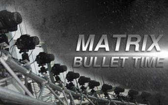 Matrix Bullet Time, le photobooth avec effet 3D par l'Image En Marche