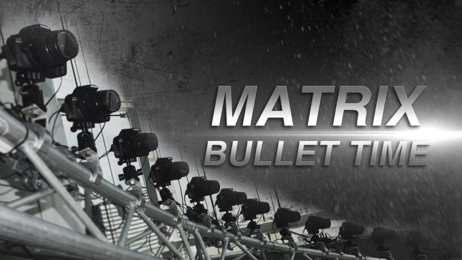 matrix bullet time