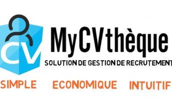 MyCVThèque : le logiciel RH de recrutement idéal pour TPE/PME