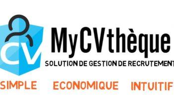 mycvtheque logiciel gestion recrutement