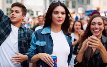 Bad buzz Pepsi : Kendall Jenner manifeste dans une pub qui fait polémique