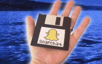 Vidéo : et si Snapchat avait été créé dans les années 90 ?
