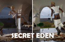 secret eden - sacha goldberger
