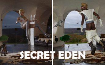 Secret Eden : ces photos deviennent érotiques si on les superpose