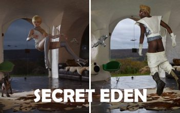 secret eden - sacha goldberger