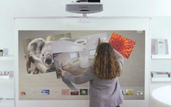 vidéoprojecteur interactif - vpi