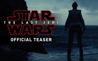 Les derniers Jedi : le 1er trailer de Star Wars 8 enfin dévoilé !
