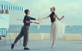 Dancing romance : la danse à l'aveugle de la Fondation Visio