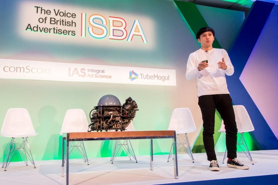Shun Matsuzaka et son intelligence artificielle AI-CD β